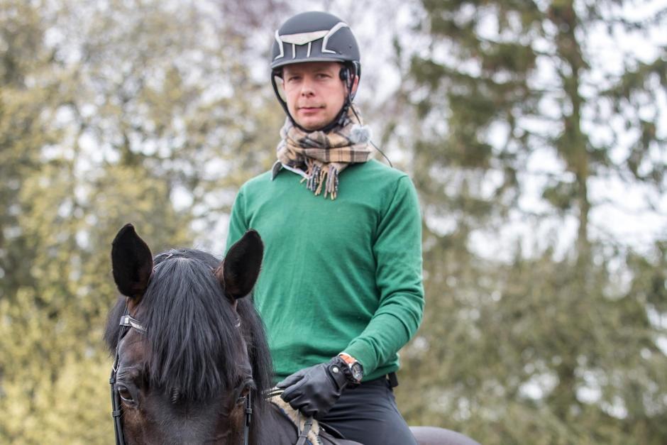 """""""Kan putta hästen i rätt riktning"""""""
