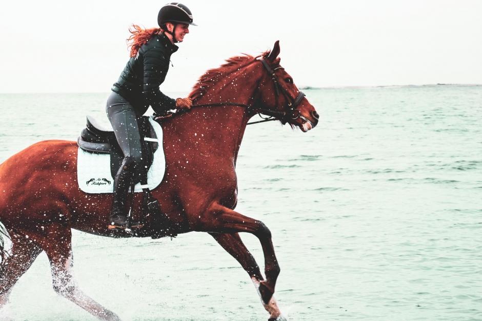 """Sofie Relander: """"Jag rider inte för att tävla"""""""
