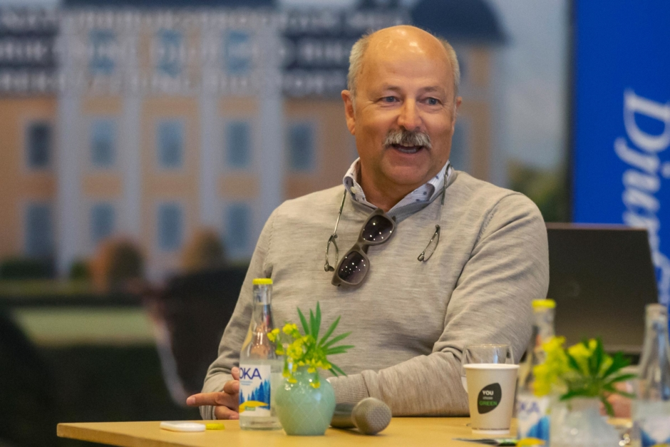 """Karl-Henrik Heimdahl: """"En häst som gav mig ståpäls"""""""