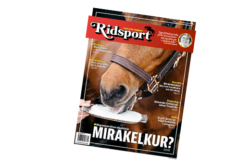 Ridsport nummer 9
