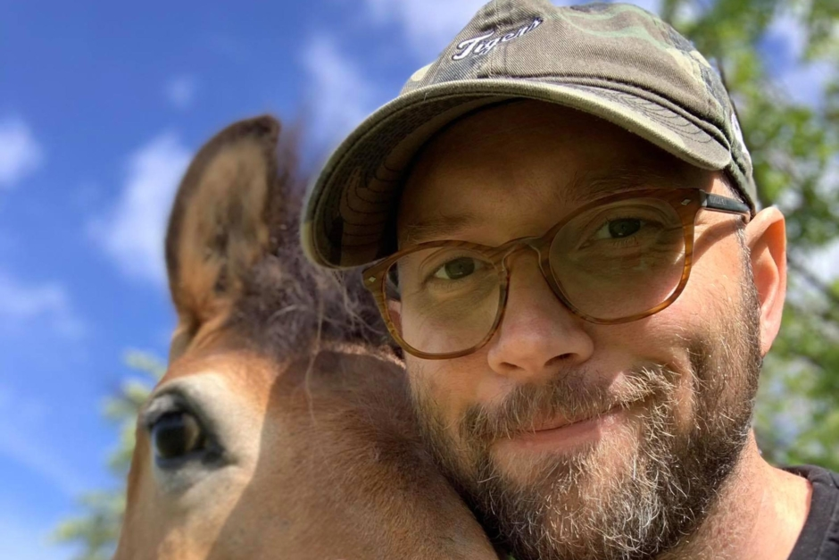 """Hovslagaren om hästsparken: """"Mina barn kunde förlorat sin pappa"""""""