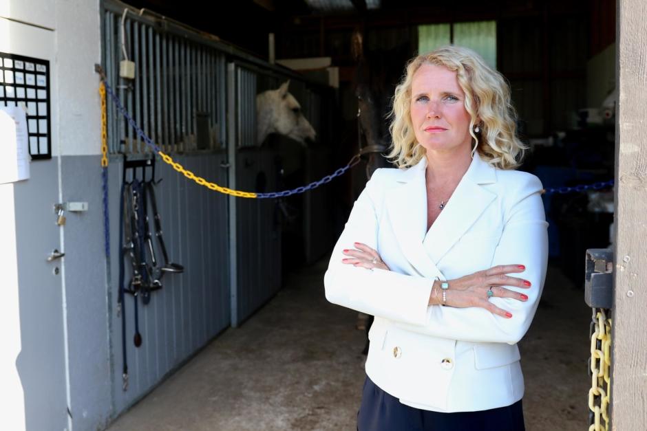 """""""Nöjd med att vi kunde bevisa att detta var horse abuse"""""""
