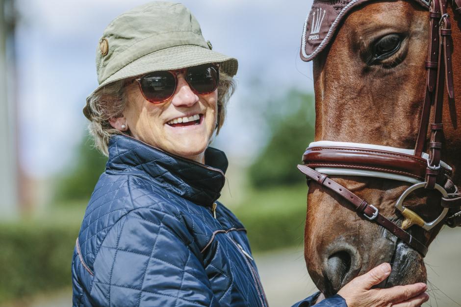 """Kerstin André: """"Vi måste vara hästens försvarare"""""""