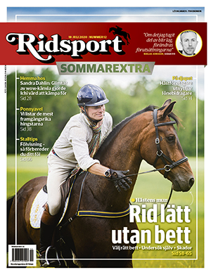 Tidningen Ridsport