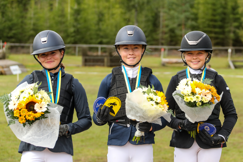 Flyinge Ryttarförening leder lag-SM för ponny