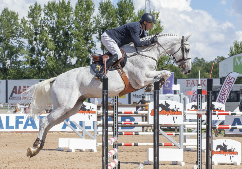 """Jens Fredricson: """"Umgås med hästarna"""""""