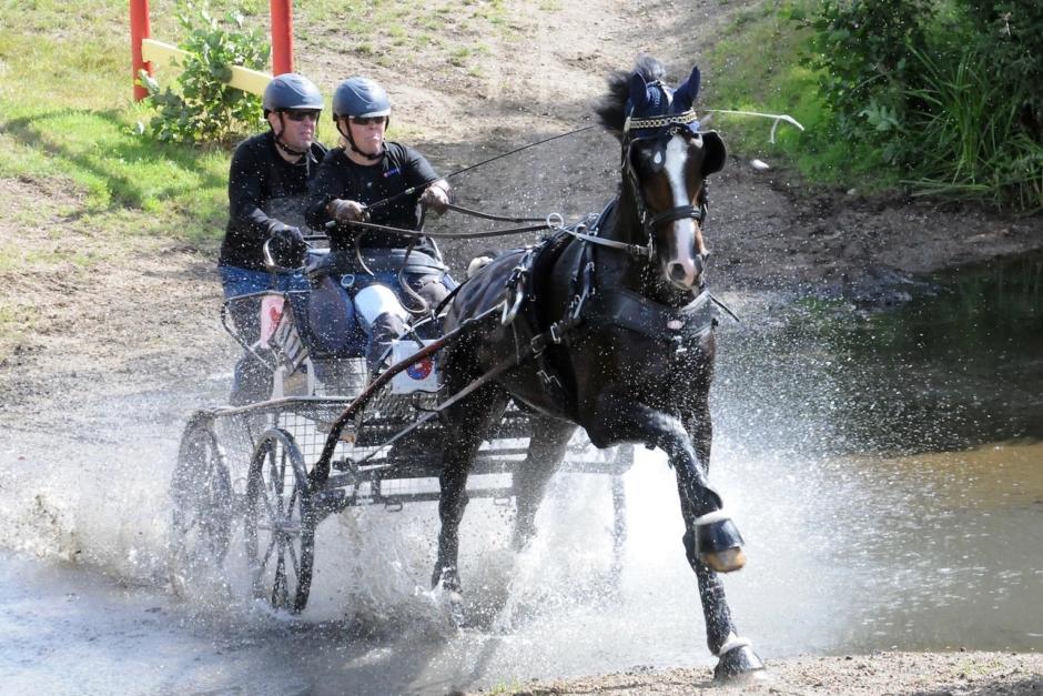 Camilla Lind fortsätter på vinnarstråket