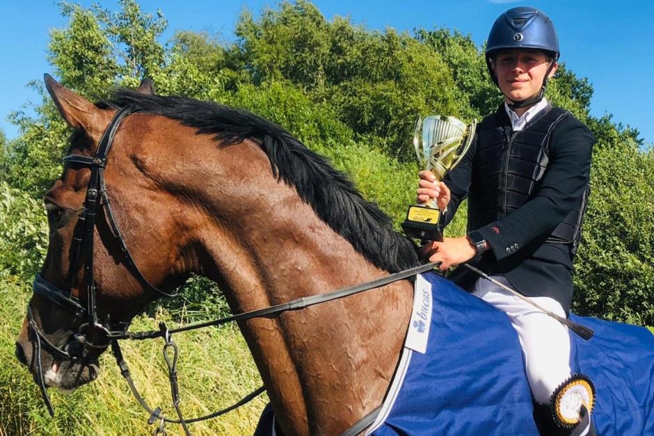 Philip Svitzer GP-segrare i Baltic Cup