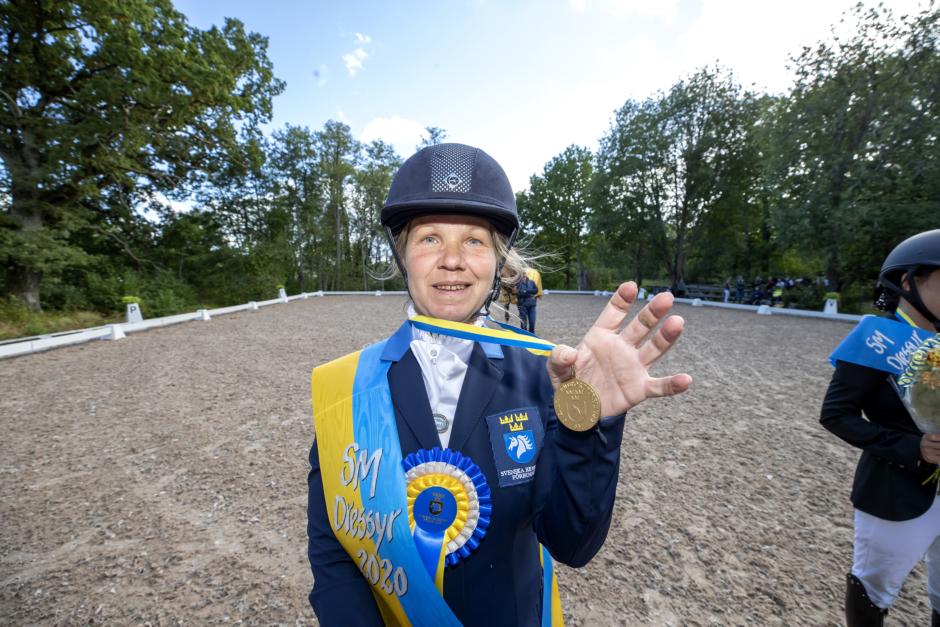 Paramedaljerna utdelade på Strömsholm