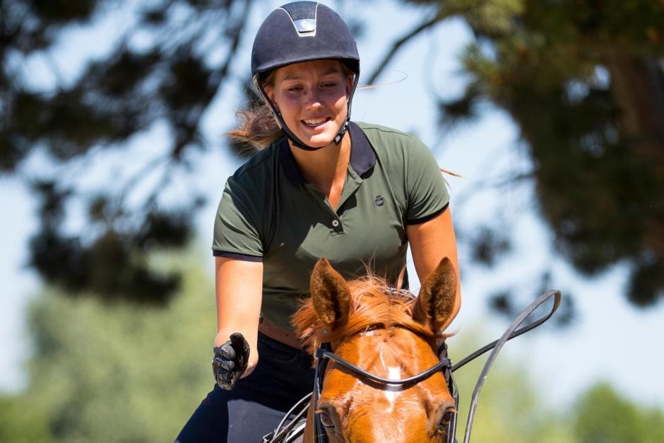 """Testryttaren Dufour : """"Jag gillar hästar som är heta och verkligt framåt"""""""