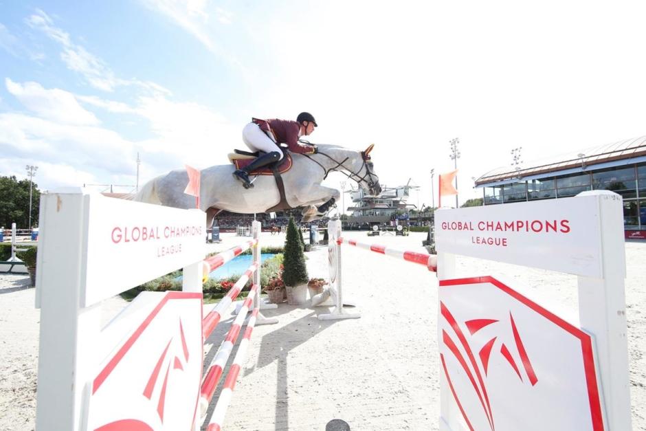 Stjärntätt när Global Champions drar igång igen