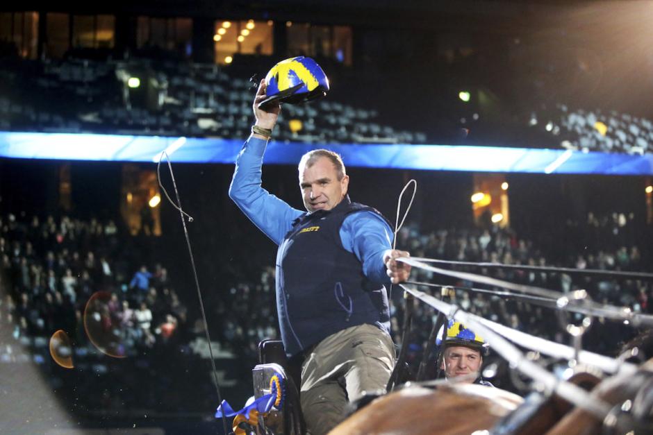 Tomas Eriksson med i Mästarnas mästare