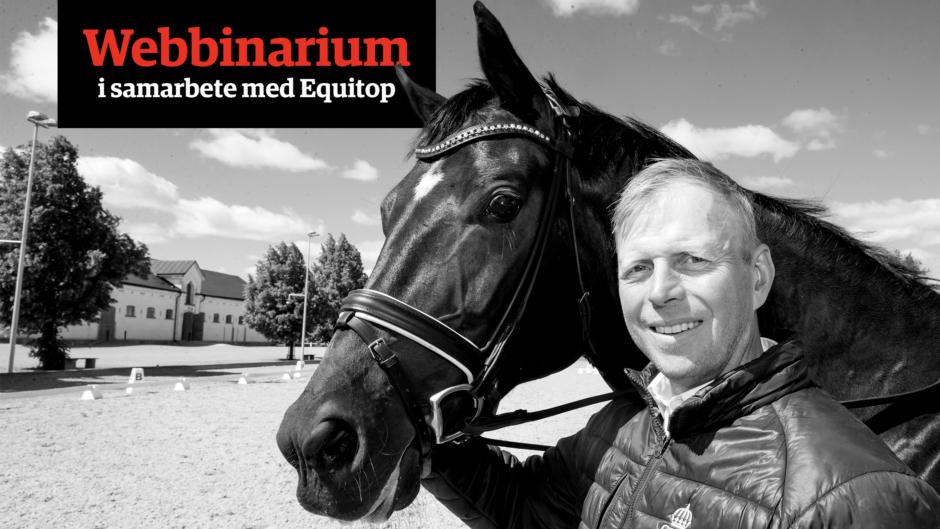 Jens Fredricson: Uppfödarna föder upp hästar som bara passar fem procent av ryttarna