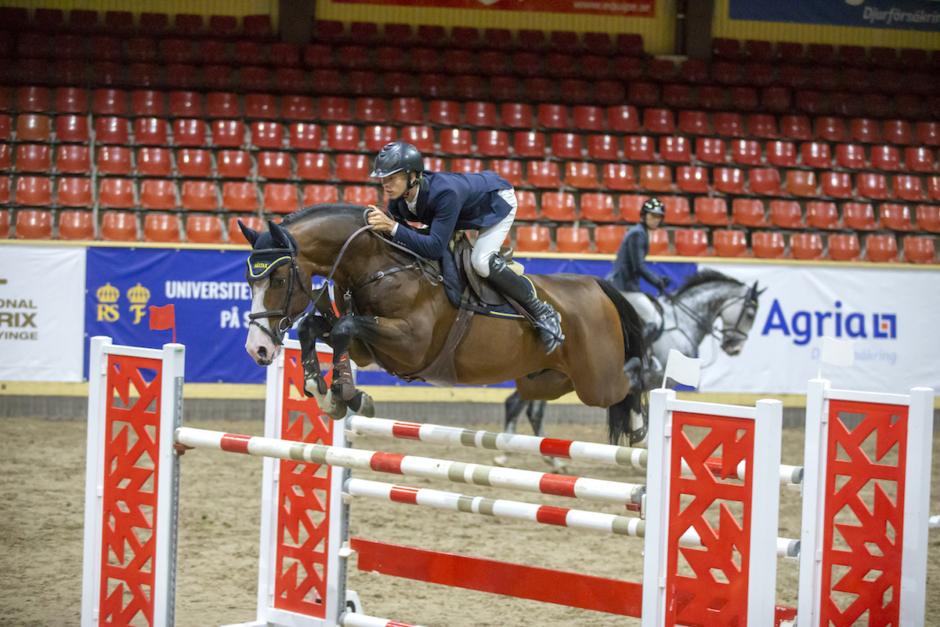 """Casanova Hästak stal showen: """"En superkänsla"""""""