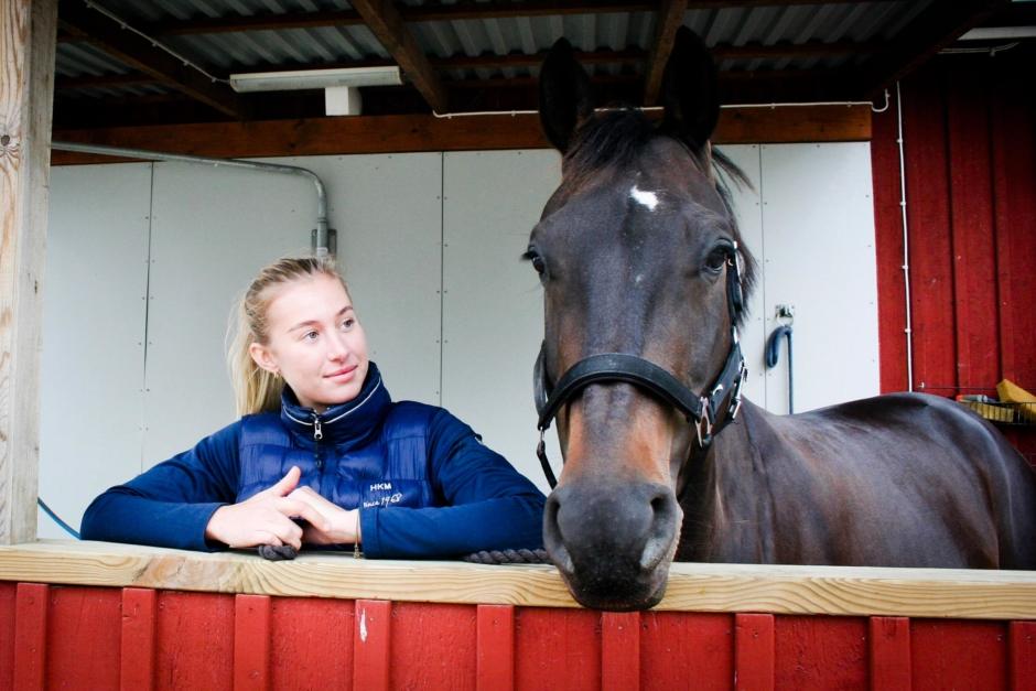 Ny svensk Young Rider-mästare korad