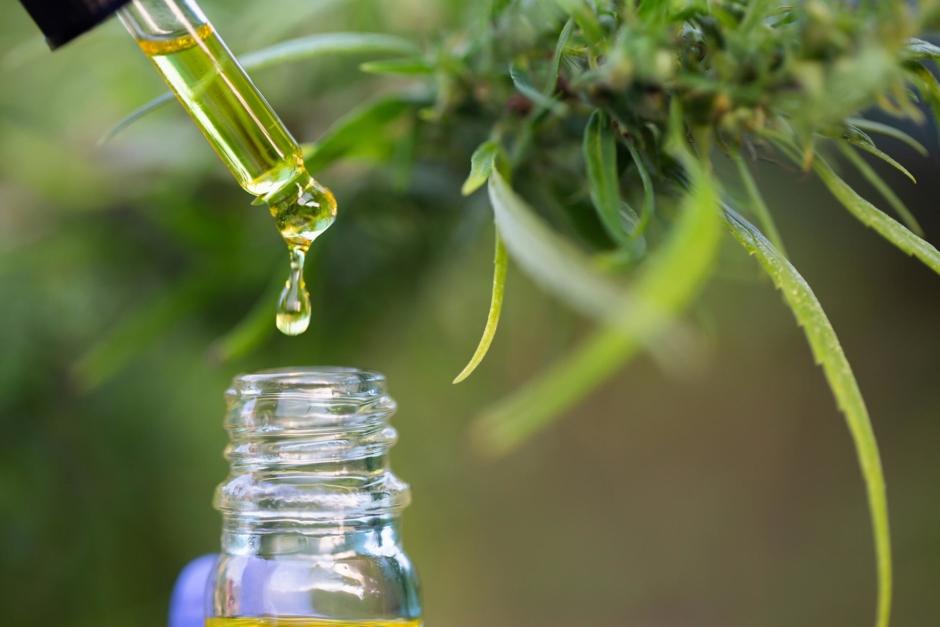 Cannabispreparat marknadsförs som läkemedel till häst
