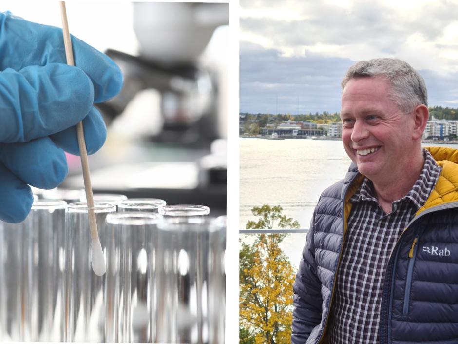 Nya kvarkavaccinet sätter Sverige på forskningskartan