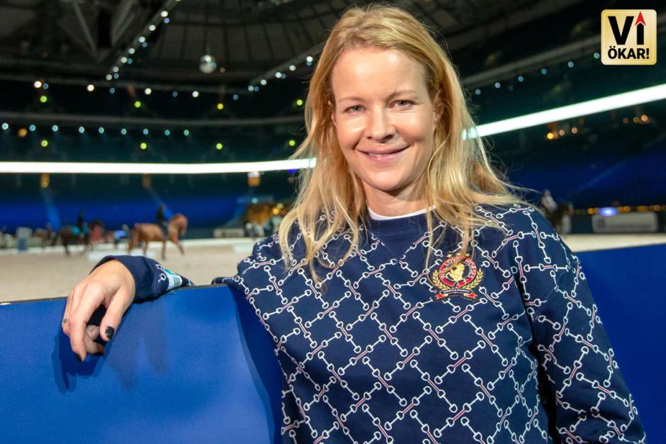 """Malin Baryard-Johnsson: """"Svensk hoppsport utvecklas på olika plan"""""""