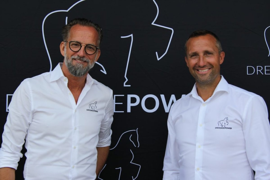 Rekordfinaler för årets DressagePower