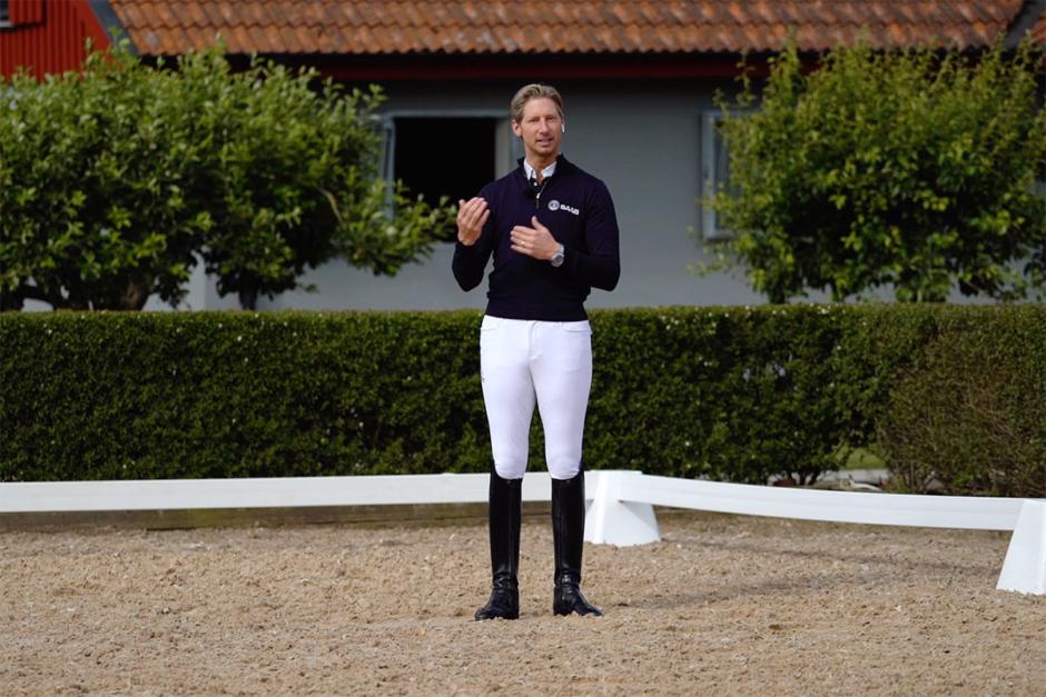 """""""Så får du hästen att balansera sig"""""""