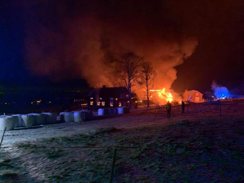 Branden förstörde familjens livsverk och gav dyra lärdomar
