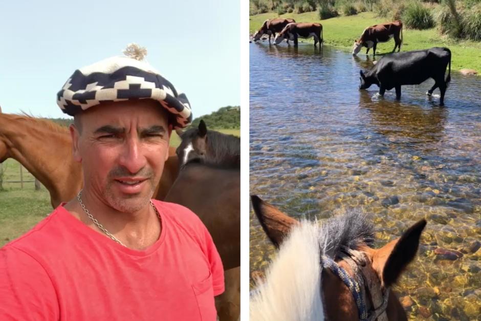 Res med Ridsport: En dag som gaucho i Argentina