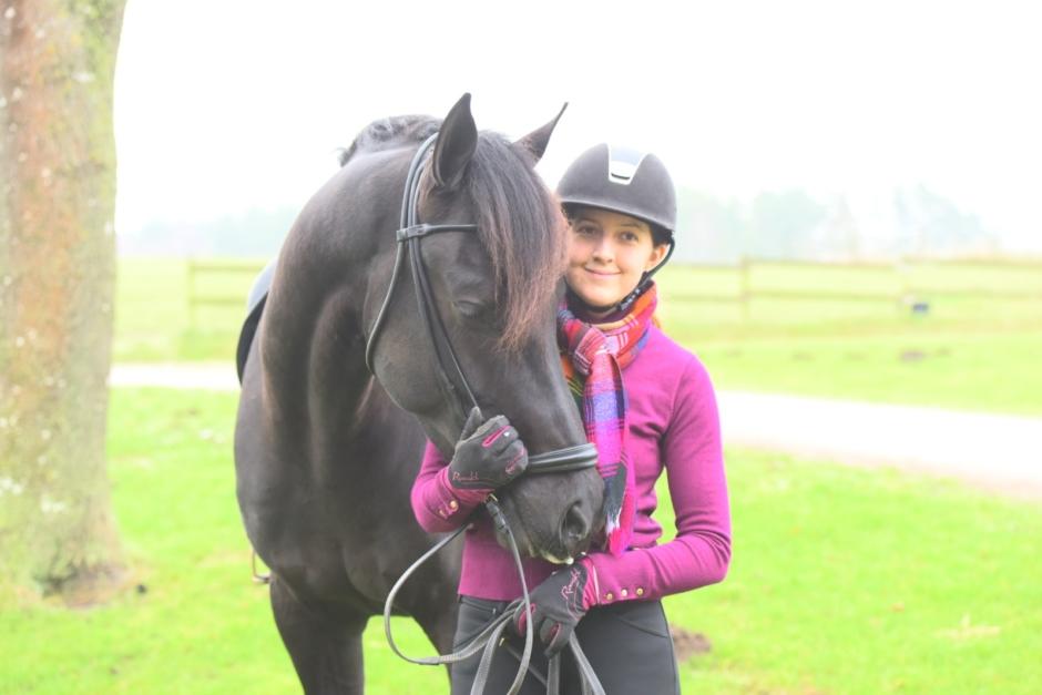 Johanna Sterner provade ny taktik – sålde häst via livestream