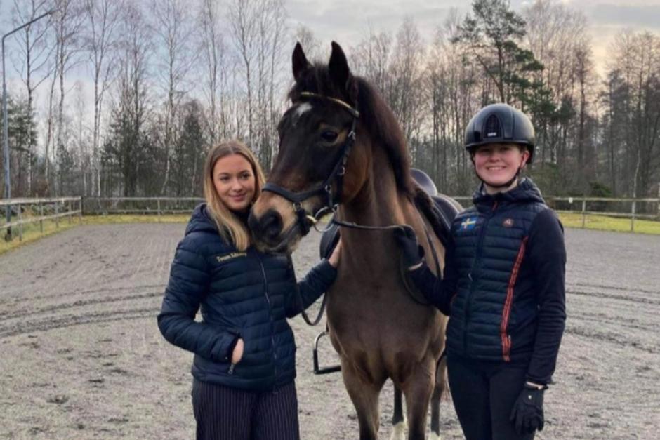 Untouchable till Ebba Lindholm