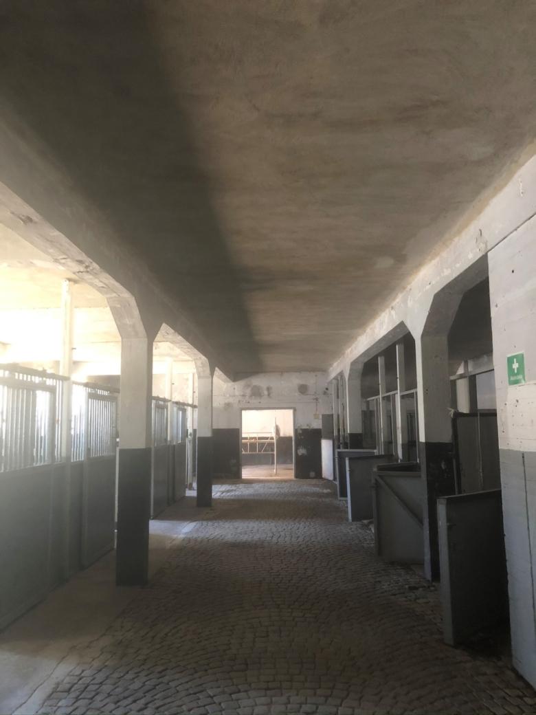 Trelleborg Stall 4