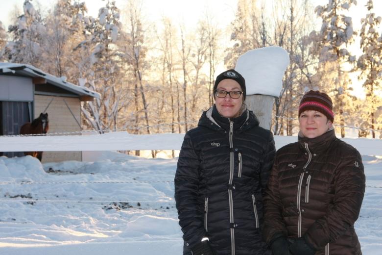 Anna Lundqvist Tea Wännman 3 Foto Malin Jonsson Mindre