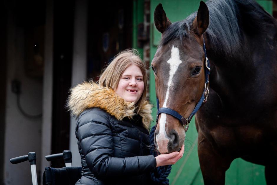 Johanna Forssell får Ridsports inspirationspris