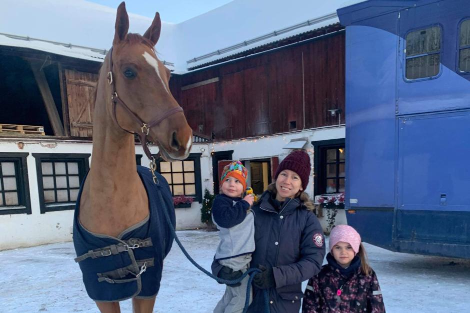 Lina stäms 2,5 år efter hästförsäljning – startar upprop för lagändring