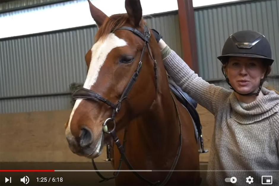 Sofies vlogg: Häng med hem till gården