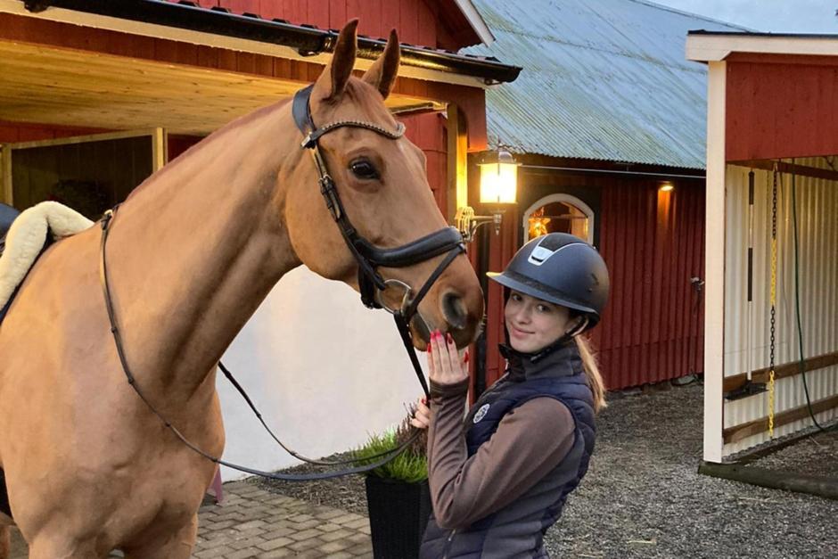Framtidslöfte till Emma Kåberg