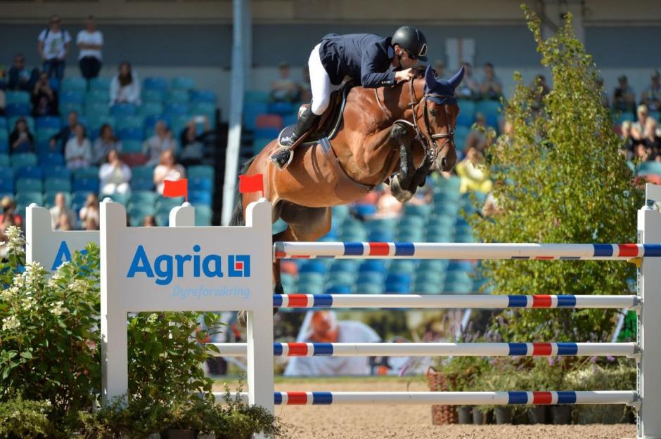 Agria satsar på hoppningen under VM i Herning