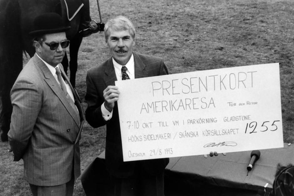 Startade som sadelmakeri – Hööks firar 90 år
