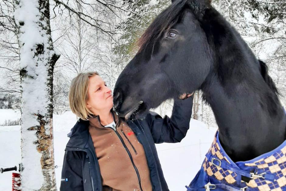 """""""Jag tänker att Dacke kanske blir min sista häst"""""""