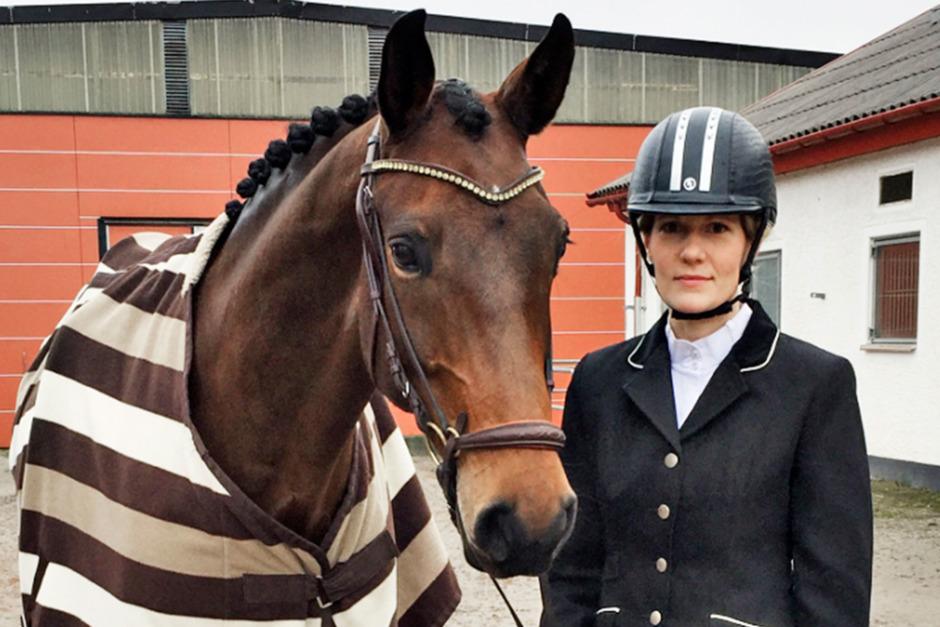 """""""Jag väljer inte bort något för att jag har häst"""""""