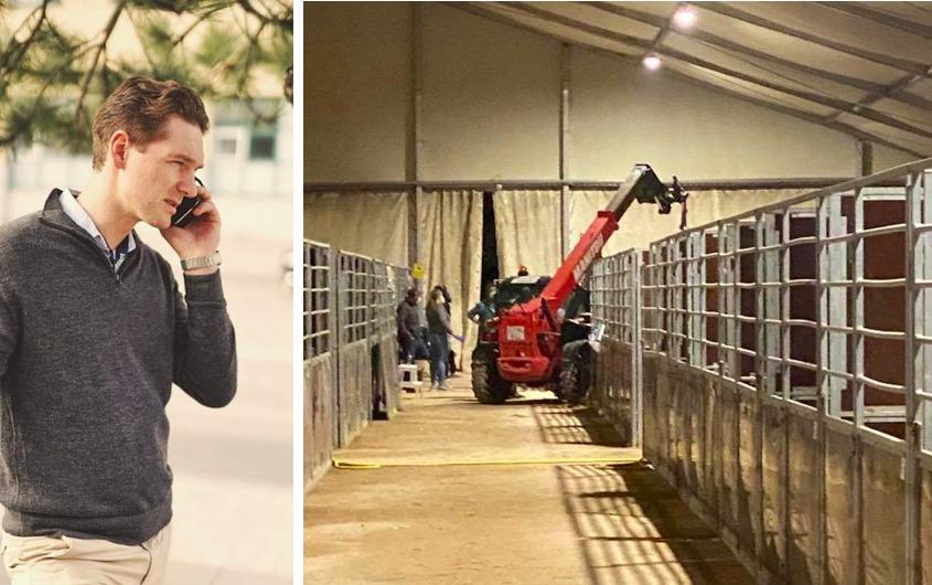 """Spanska smittkaoset: """"Fokus på att rädda så många hästar som möjligt"""""""