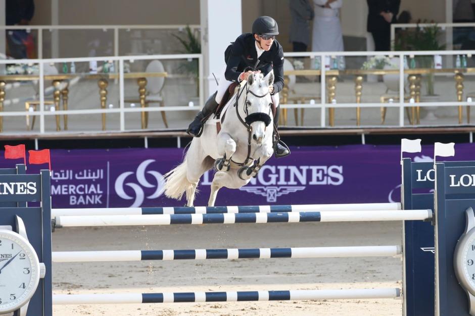 Femstjärnigt i Doha – idag väntar Grand Prix