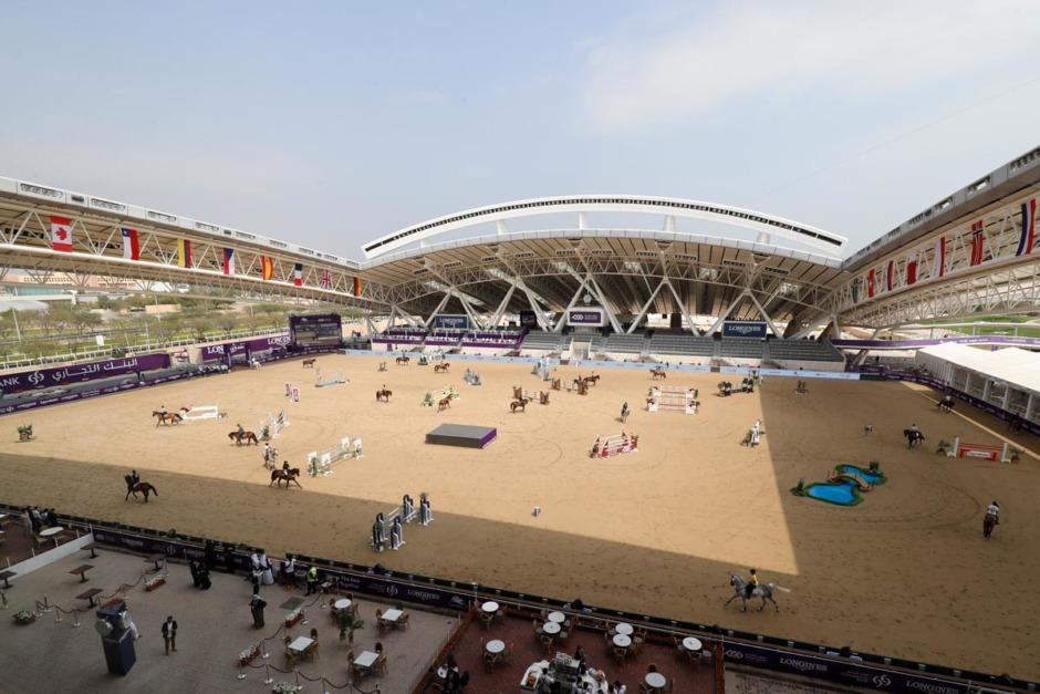 Sex hästar döda i Europa – Doha körs som planerat