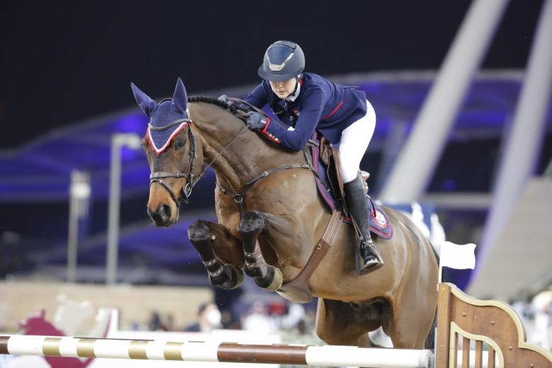 Evelina Tovek Doha Foto Stefano Grasso