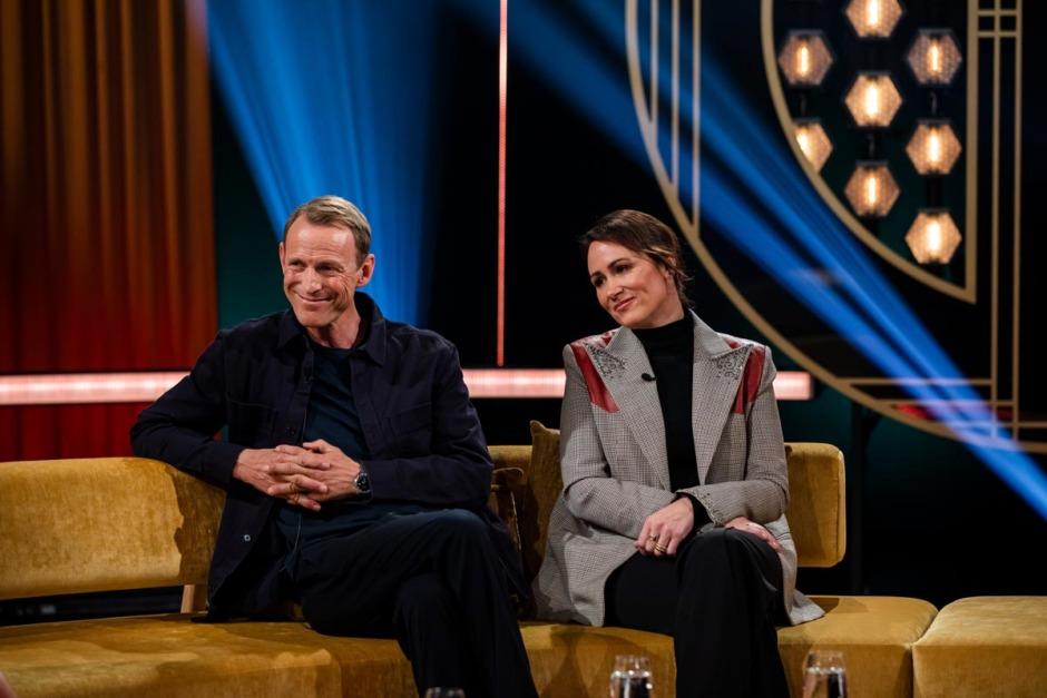 Peder och Lisen i talkshow på SVT