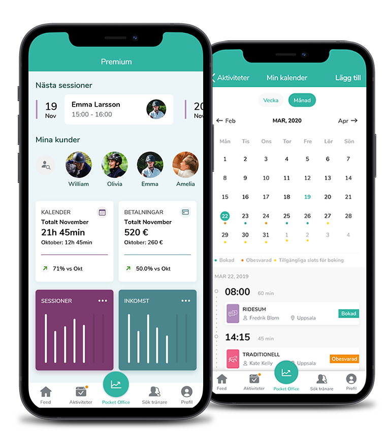 Ridesum Pocket Office Dashboard And Calendar 800