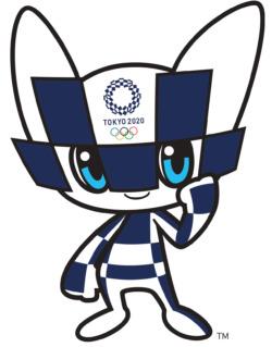 Tokyo-maskot