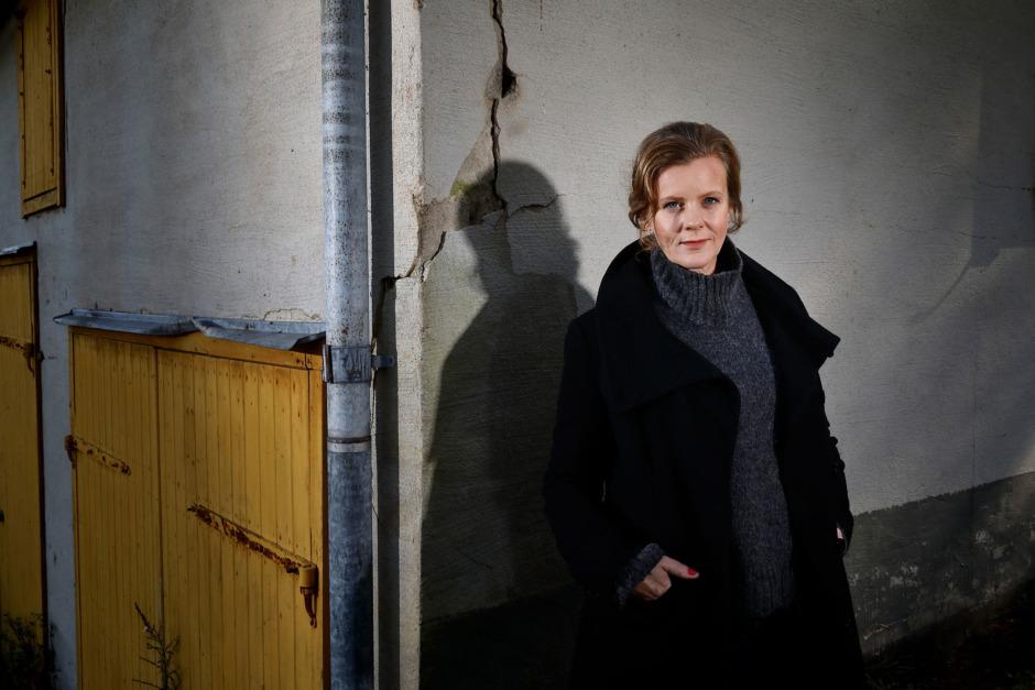 Ny svensk roman i hästmiljö