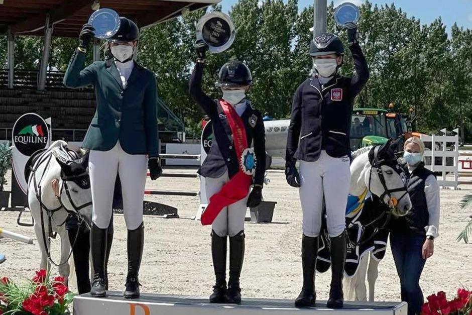 Storslam för svenska ungdomar i Samorins Grand Prix
