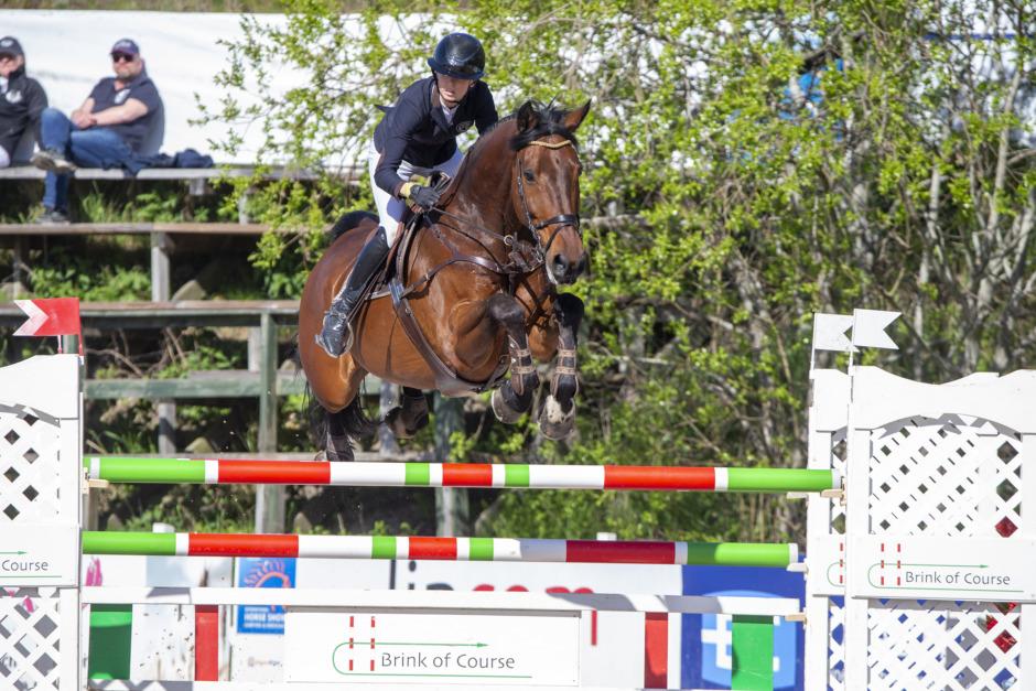 Matilda Pettersson lyfte mot segern