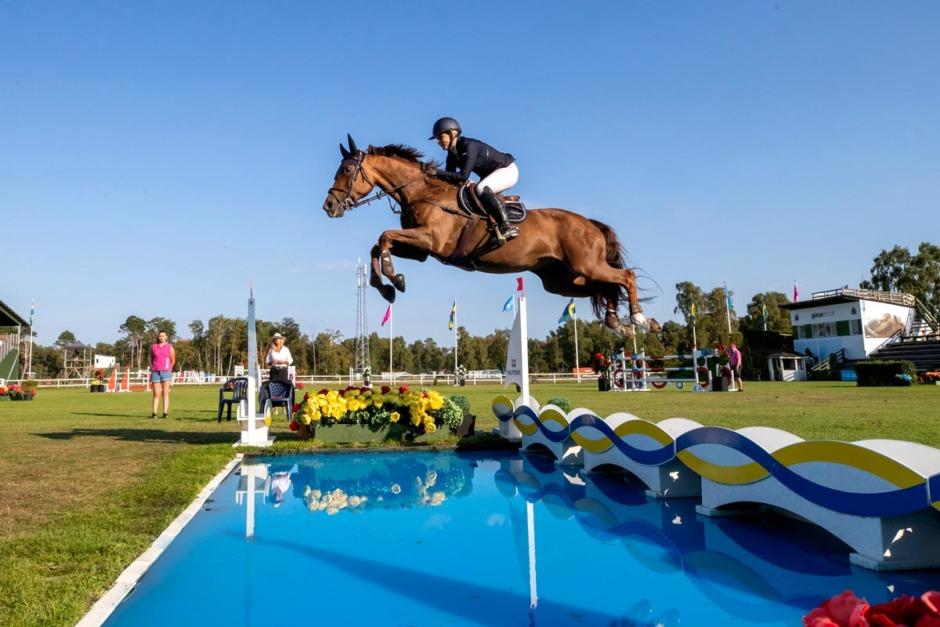 """Sissela Smith: """"Ingen trodde att hon var en Grand Prix-häst"""""""
