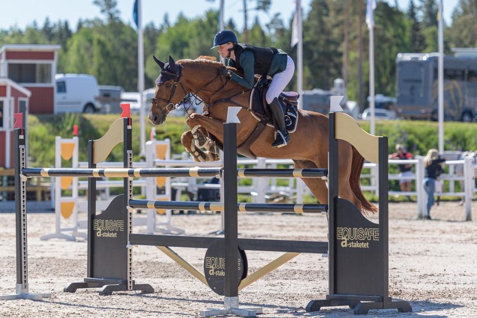 Lilly Landgren klar för Falsterbo efter seger på Hammarö